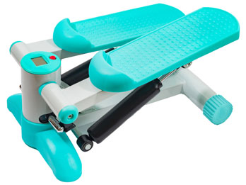 teal stair stepper